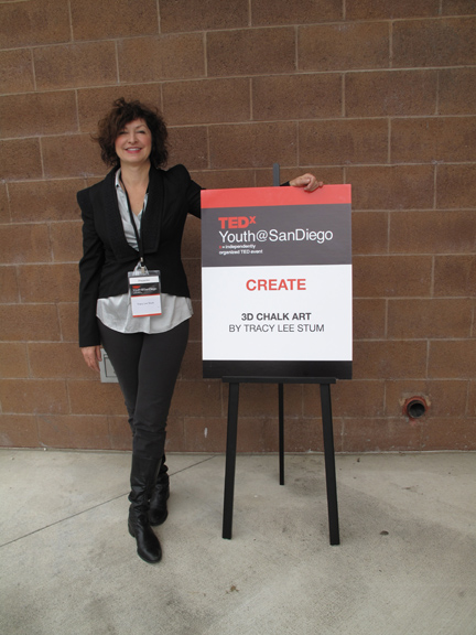 Tracy Lee Stum at TEDx